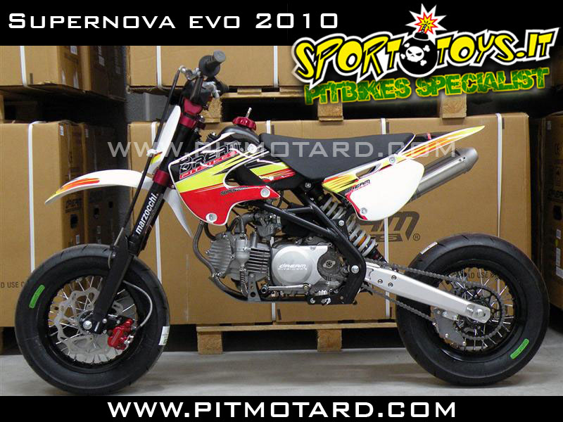 Pitbike Dream Supernova Evo